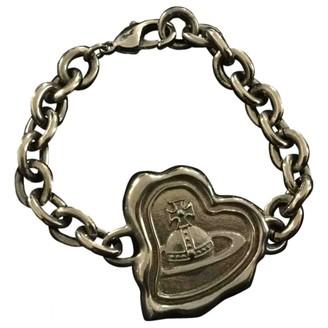 Vivienne Westwood Metallic Metal Bracelets