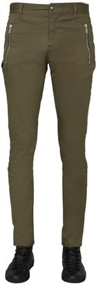 Balmain Pants With Zip