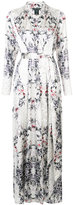 Thomas Wylde Indian Summer maxi dress