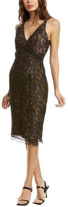 Dress the Population Fiona Midi Dress