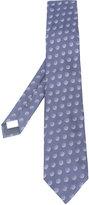 Lardini pattern jacquard tie - men - Silk - One Size