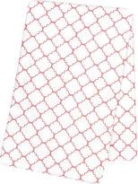 TREND LAB, LLC Trend Lab Coral Quarterfoil Swaddle Blanket