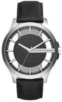 Armani Exchange Hampton Black Watch