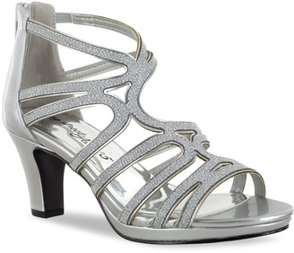 Easy Street Shoes Elated Women's Platform Dress Sandals
