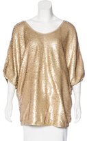Rachel Zoe Embellished Oversize Top w/ Tags