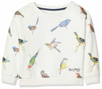 Pepe Jeans Girl's Delta 1 Sweatshirt