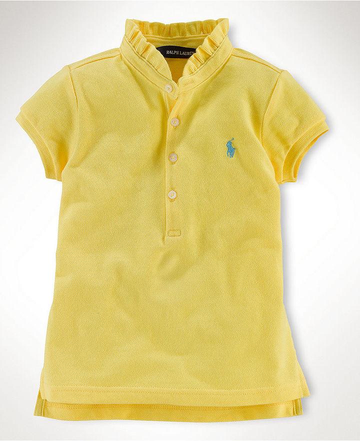 Ralph Lauren Shirt, Little Girl Polo