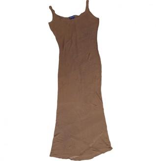 Denim & Supply Ralph Lauren Khaki Cotton Dress for Women