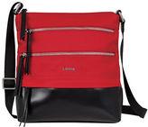Lodis Wanda Leather Crossbody Bag