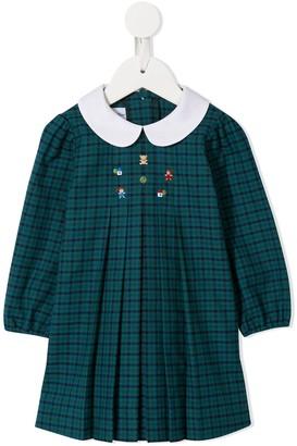 Familiar Checked Dress