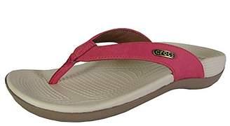 Crocs Women's Ella Comfortpath Flip Flop