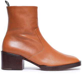 Clergerie Leather Ankle Boots