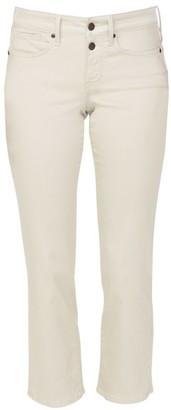 NYDJ Marilyn Mid-Rise Straight Leg Ankle Jeans