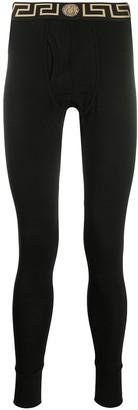 Versace Greca Border leggings