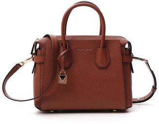 MICHAEL Michael Kors Mercer Small Belted Satchel Bag
