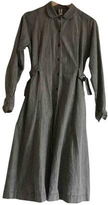 Margaret Howell Grey Denim - Jeans Dresses