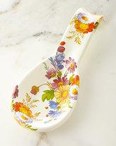 Mackenzie Childs MacKenzie-Childs Flower Market Spoon Rest