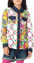 Desigual Cotton Geometric Shirt