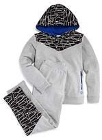 Armani Junior Boys' Hoodie & Sweatpants Set - Little Kid, Big Kid
