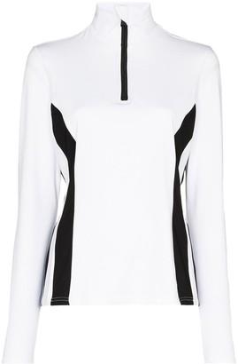 Goldbergh Hila sequinned ski top