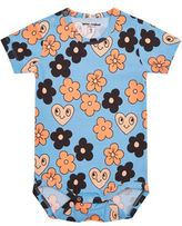 Mini Rodini Flower Print Bodysuit