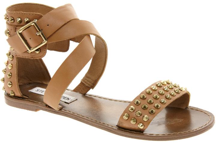 Steve Madden Buddies Stud Gladiator Sandals