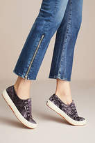 Superga Velvet Sneakers