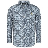Billionaire BillionaireBoys Blue Davide Shirt
