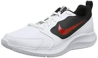Nike Men's Todos Training Shoes, White (White/University Red-Black 101)