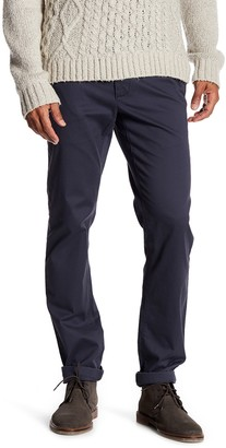 "WALLIN & BROS Stretch Twill Chino Pants - 30-34"" Inseam"