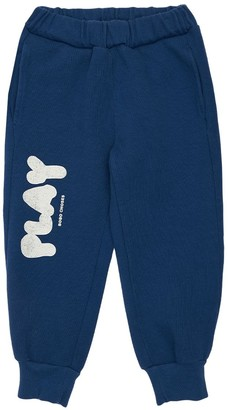 Bobo Choses Organic Cotton Sweatpants