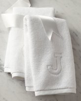 Matouk Auberge Monogrammed Hand Towel