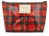 Harrods Royal Stewart Tartan Travel Pouch
