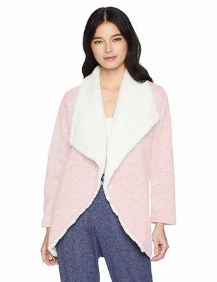 Arabella Women's Sweater Fleck Draped Cardigan