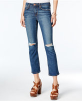 Joe's Jeans Mellie Wash Cropped Flare Jeans