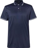 Rlx Ralph Lauren - Luke Donald Perforated Stretch-jersey Polo Shirt
