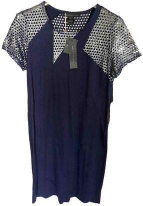 Marc by Marc Jacobs Blue Cotton Dresses