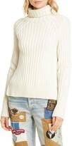 Polo Ralph Lauren Turtleneck Rib Wool Sweater