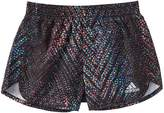 adidas Girls 4-6x Breakaway Printed Athletic Shorts with Briefs