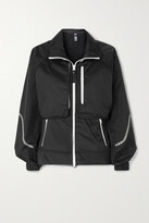 Thumbnail for your product : adidas by Stella McCartney Truepace Convertible Printed Recycled Ripstop Jacket