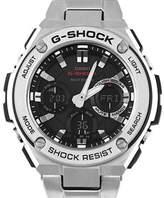Casio G-SHOCK GST-W110D Stainless Steel Quartz 59.1mm Mens Watch
