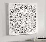 Pottery Barn Chelsea Carved Medallion Panel