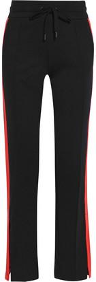 DKNY Striped Jersey Track Pants