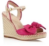 Kate Spade Jane Espadrille Platform Wedge Sandals