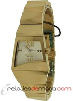 Breil Milano Atena Bw0284 Gold Plated Steel New Women's Watch