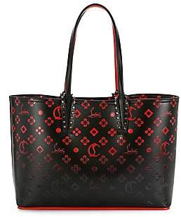 Christian Louboutin Women's Small Cabata Ombré Printed Tote