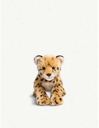 Selfridges Cheetah cub plush toy 30cm