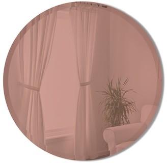 "Umbra Hub Bevy Mirror - Copper, 24"""