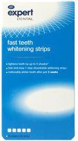 Boots Dissolvable Teeth Whitening Strips - 56 strips