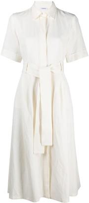 P.A.R.O.S.H. Short-Sleeve Shirt Dress